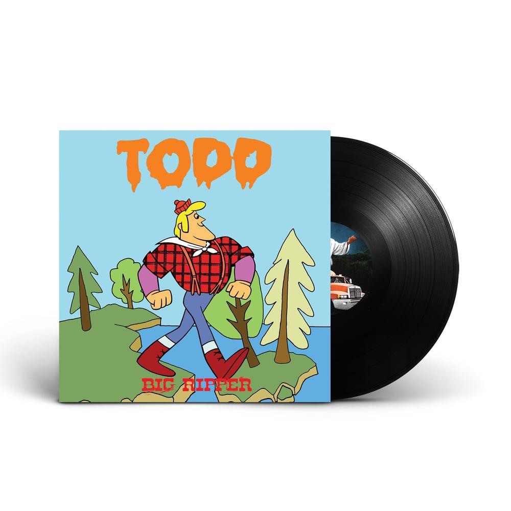 TODD 'Big Ripper' Vinyl LP