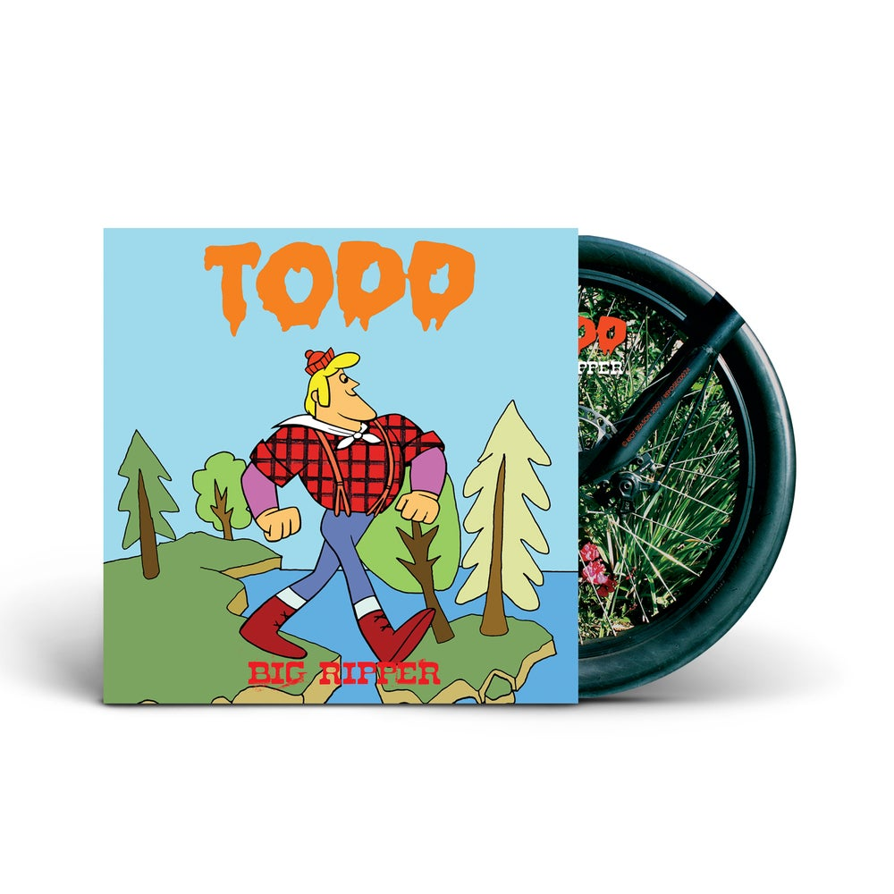 TODD 'Big Ripper' CD
