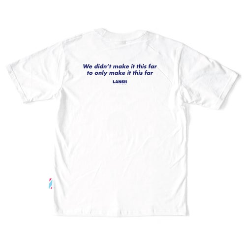 "Image of LANSI ""11 Years"" T-shirt (White)"