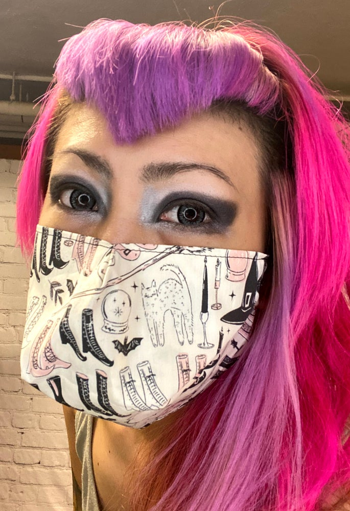 Image of 3D Face Mask