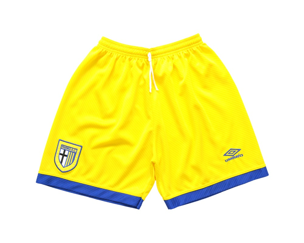 Image of 1993-95 Umbro Parma Away Shorts M/L