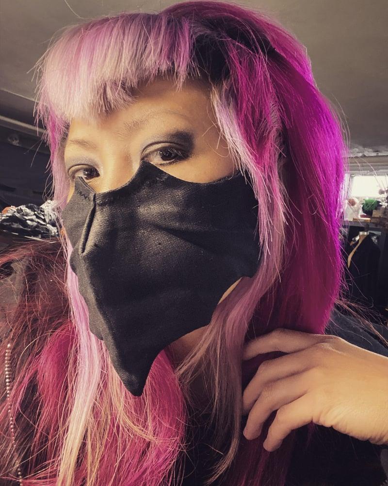 Image of Bat Mask