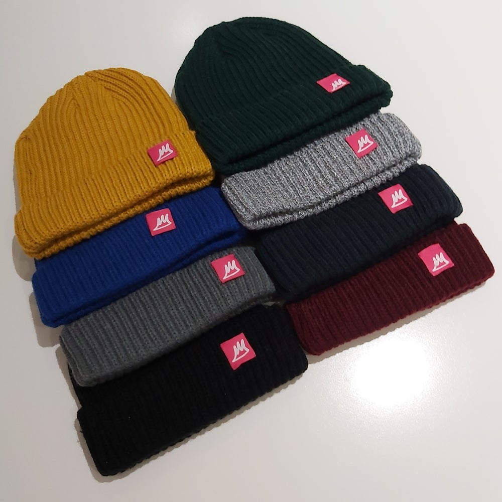 Image of Sailor Beanies (Pink Labels)