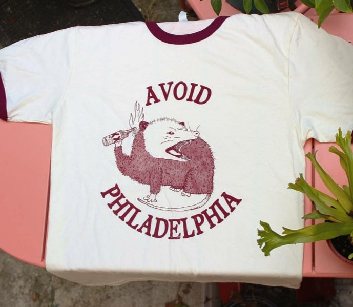 Image of Avoid Philadelphia Tee