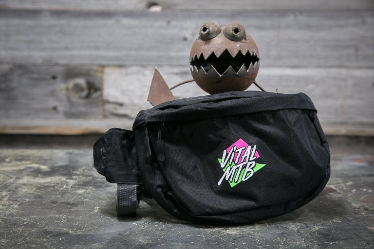 "Image of Vital MTB ""Throwback to the 80's"" Hip Pack"