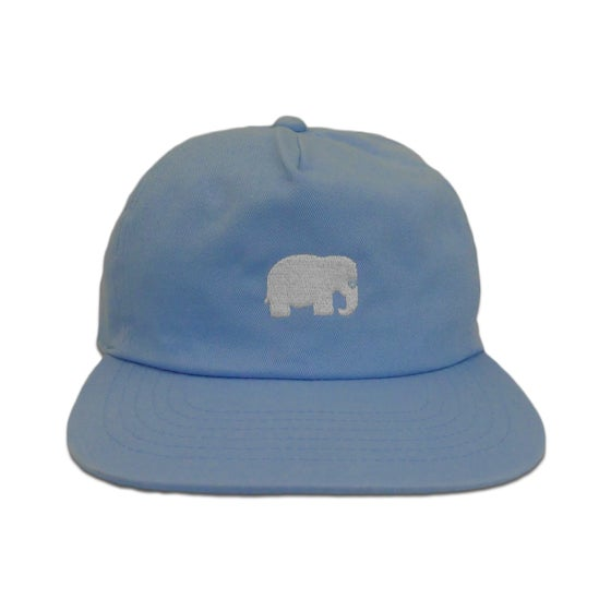 Image of Elephant Polo Hat (Sky Blue)