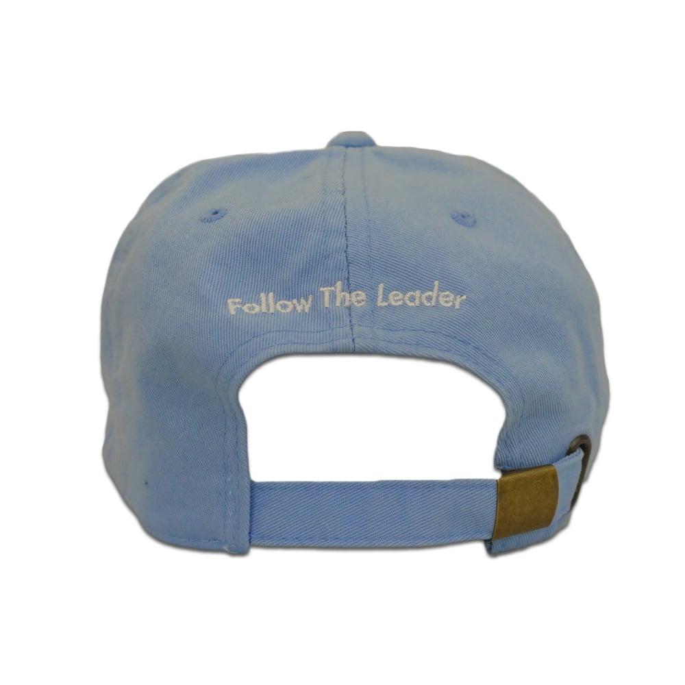 Image of Elephant Polo Hat (Sky Blue)