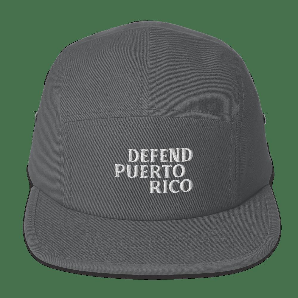 DPR19 5 Panel Hat