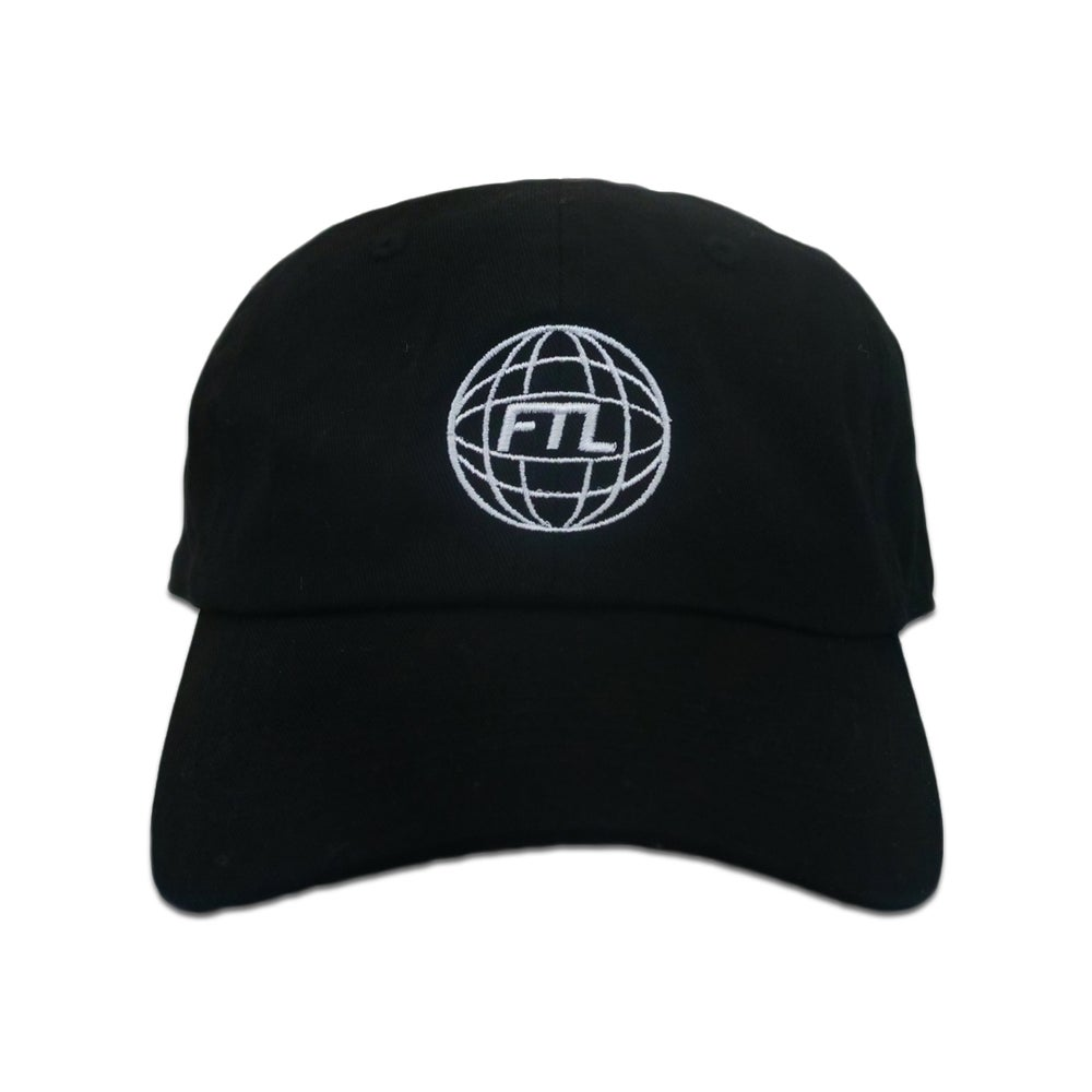 Image of FTL International Hat (Black)