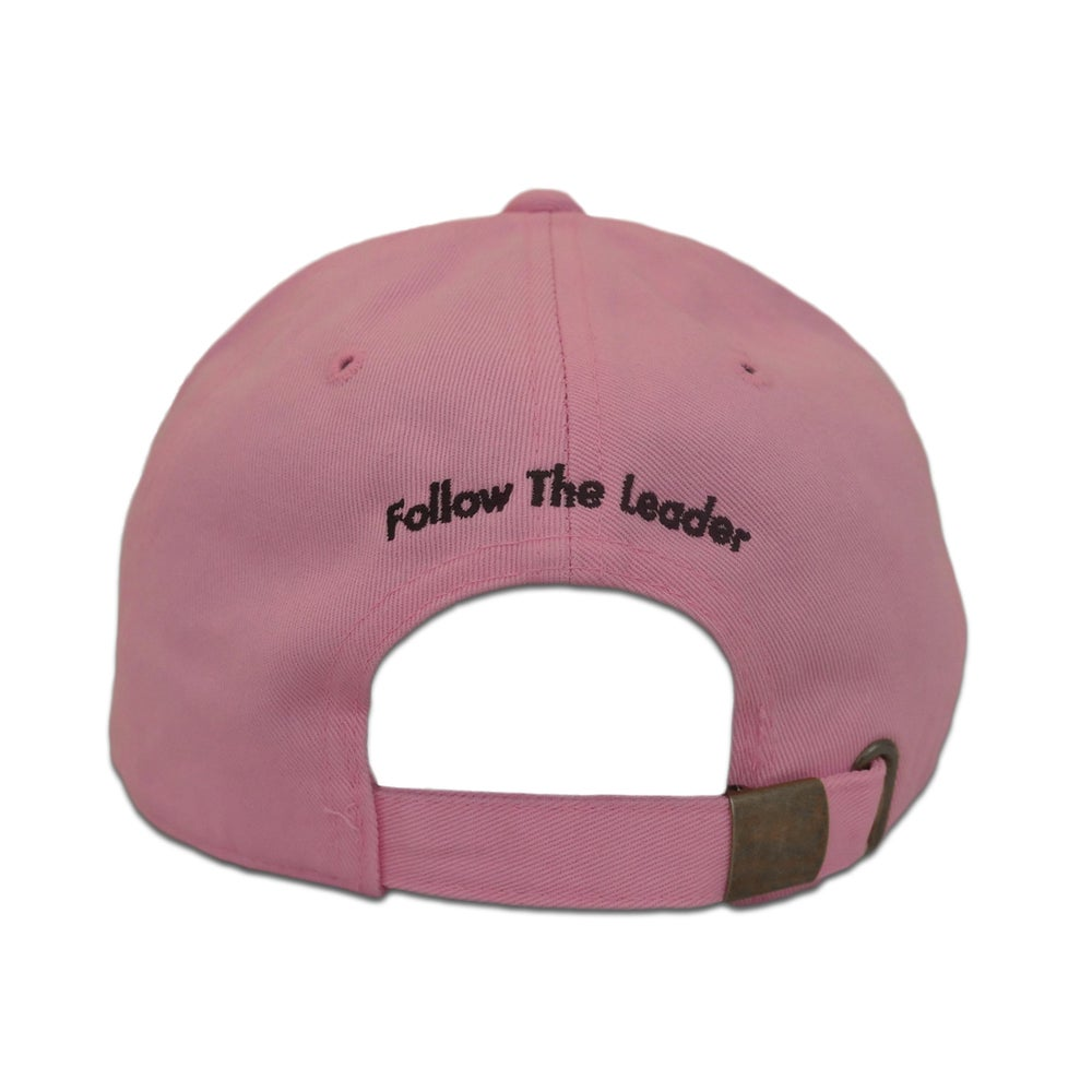 Image of FTL International Hat (Pink)