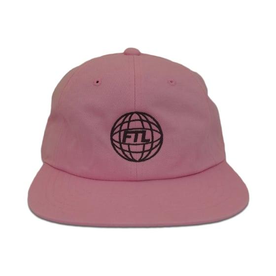 Image of FTL International Hat (Pink)
