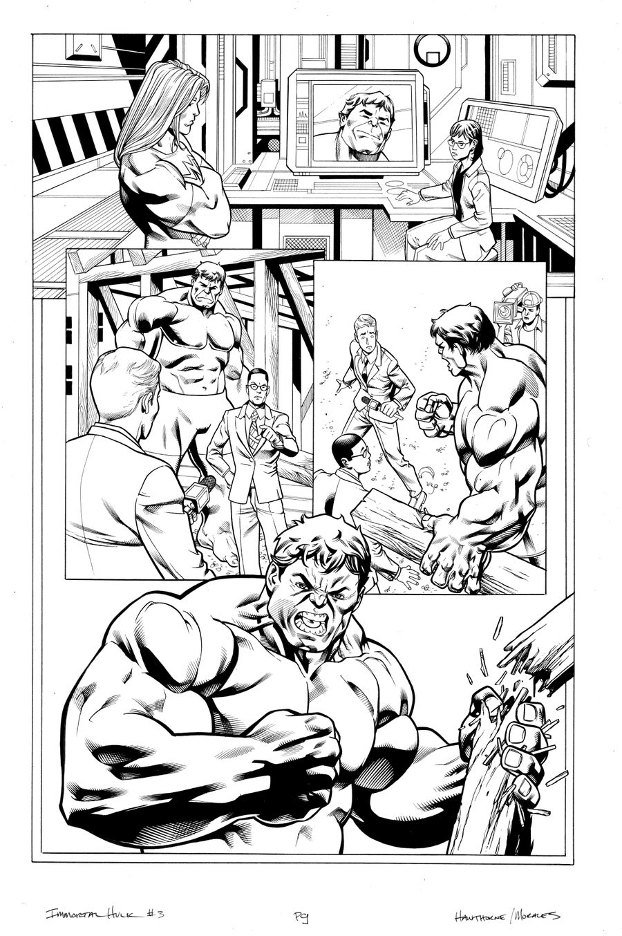 Image of Immortal Hulk (2020) #35 PG 16