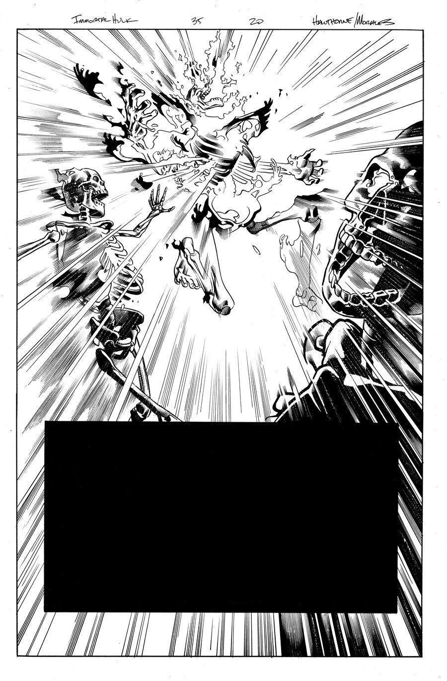 Image of Immortal Hulk (2020) #35 PG 20