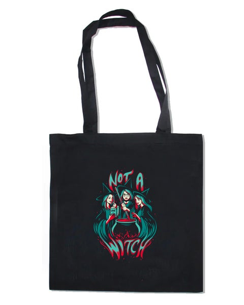 Image of Not A Witch Tote