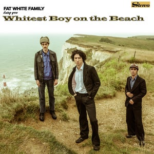 """Image of Whitest Boy on the Beach Single cover photo 20""""x16"""" Signed by the photographer."""