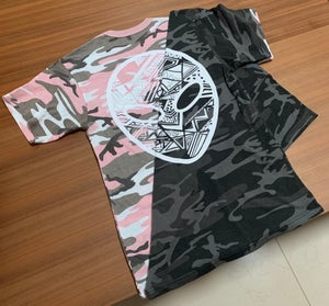Image of Camo Alien T-Shirts