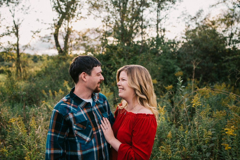 Image of Mini Engagement Session