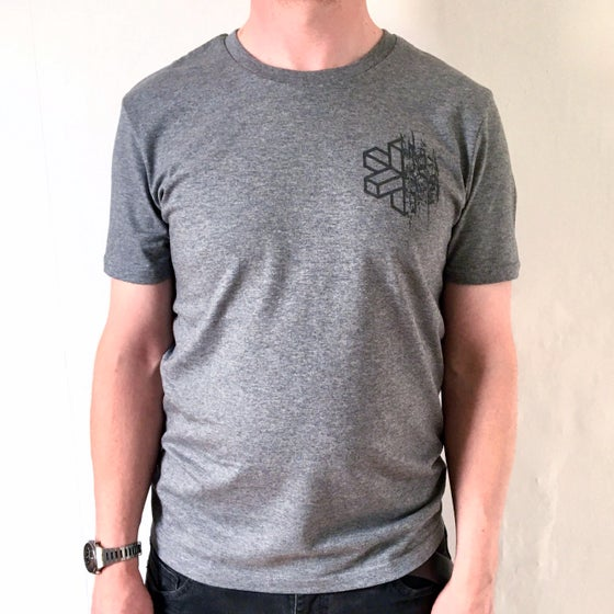 Image of Deconstructed Logo Tee