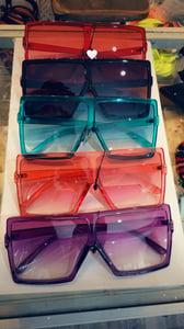 Image of Square glasses