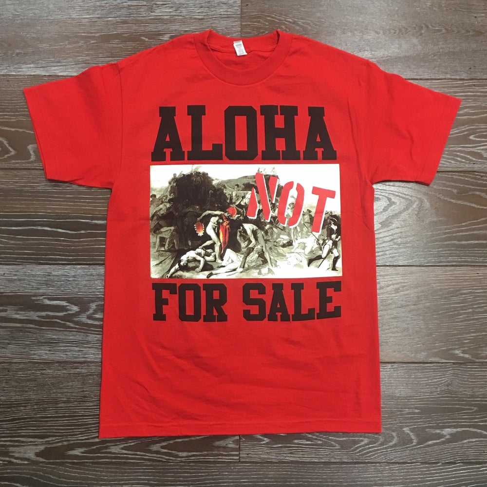 Image of ALOHA NOT FOR SALE 3.0 Men's T-Shirt