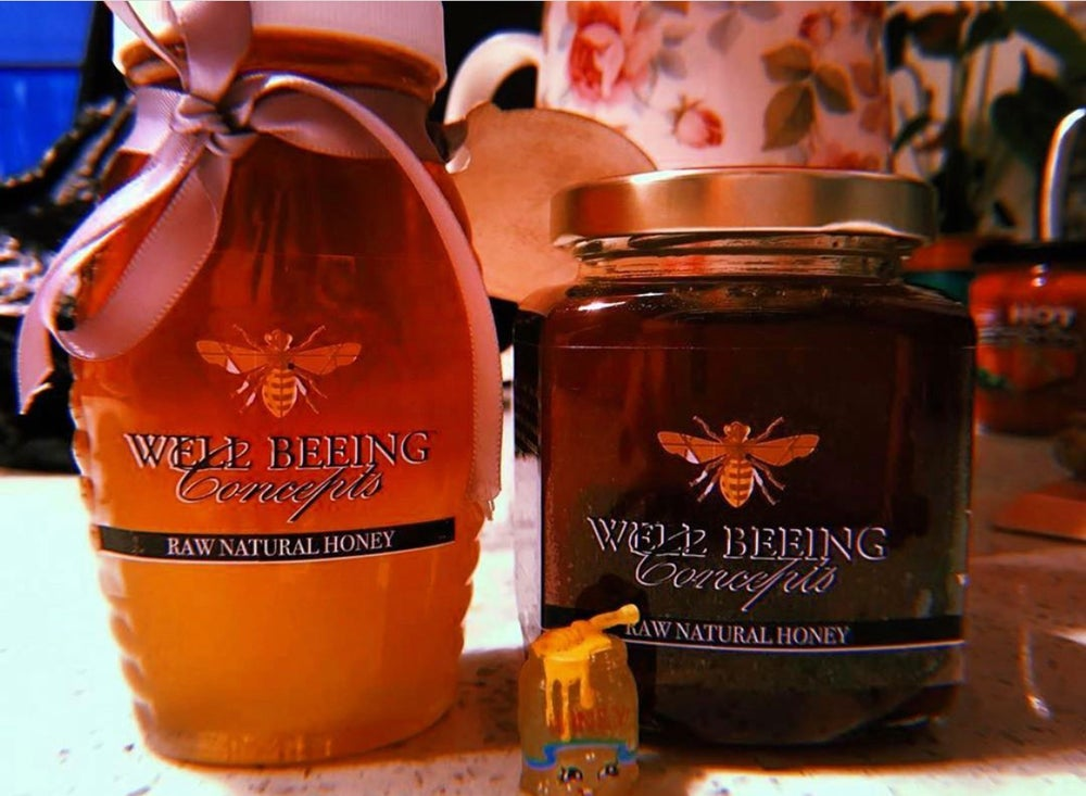 Image of Mama Bear's Wildflower Honey