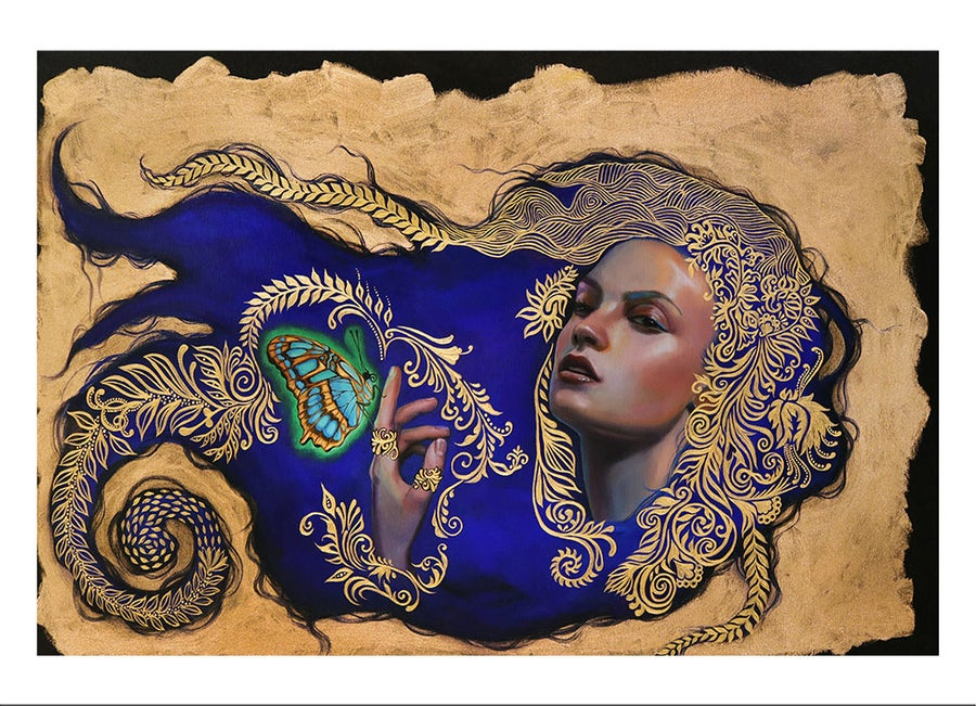 "Image of ""Aphrodite"" Limited edition print"