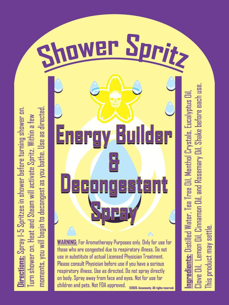 Image of Shower Spritz - Energy