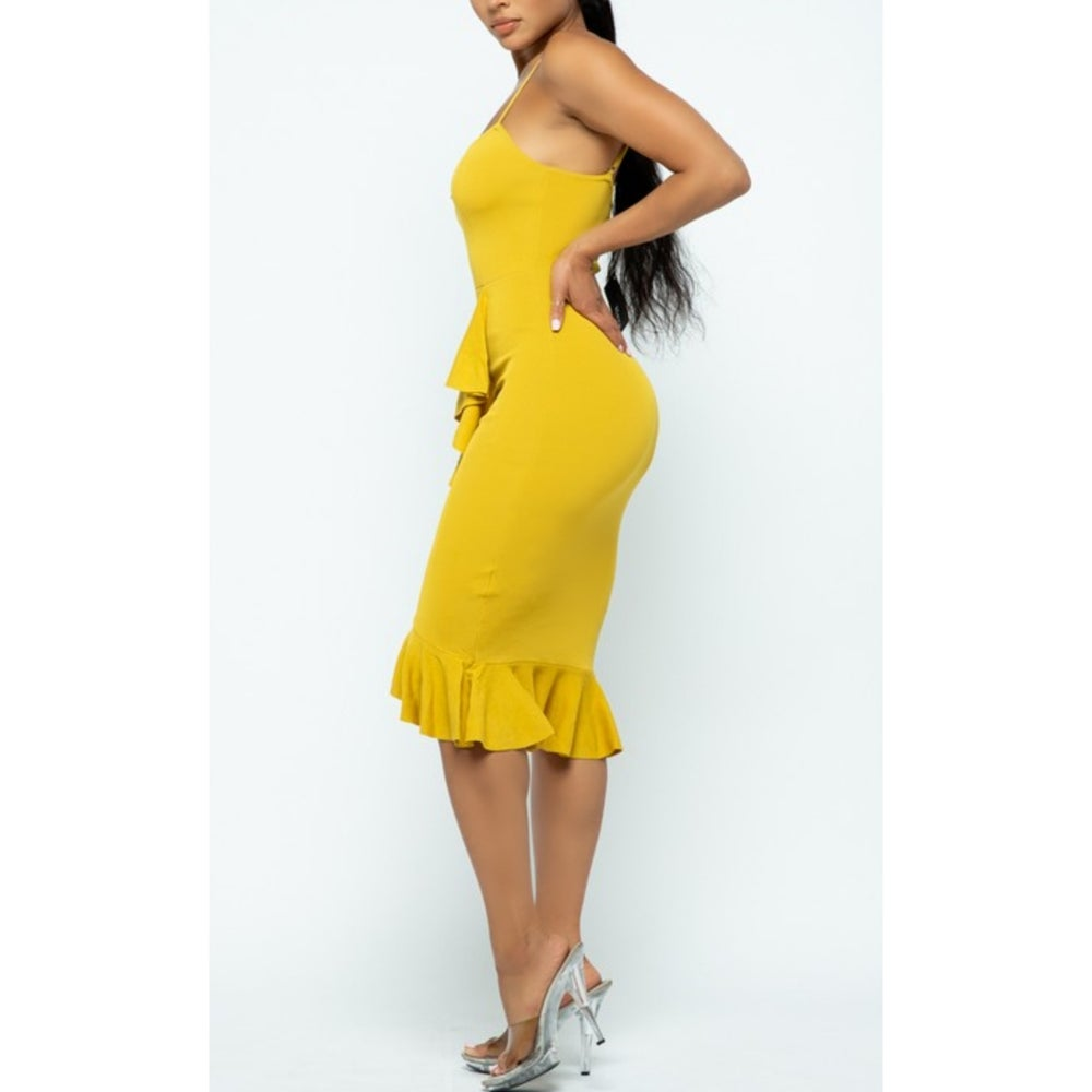 Image of Rooftop Dinner Dress