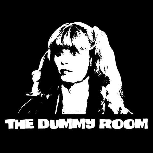 "Image of Dummy Room ""Riff"" Sticker"