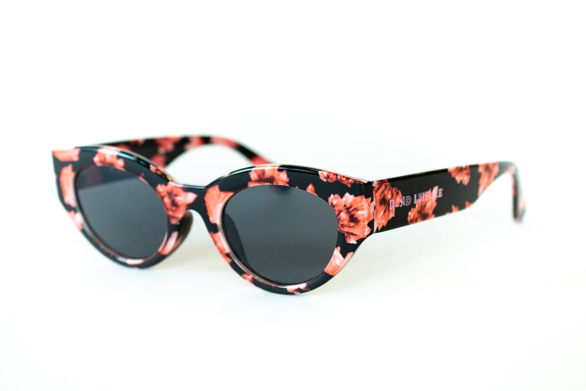Blinkers Sunglasses - Floral