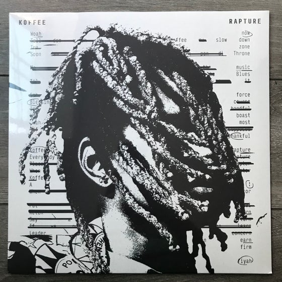 "Image of Koffee - Rapture Vinyl 12"" EP"