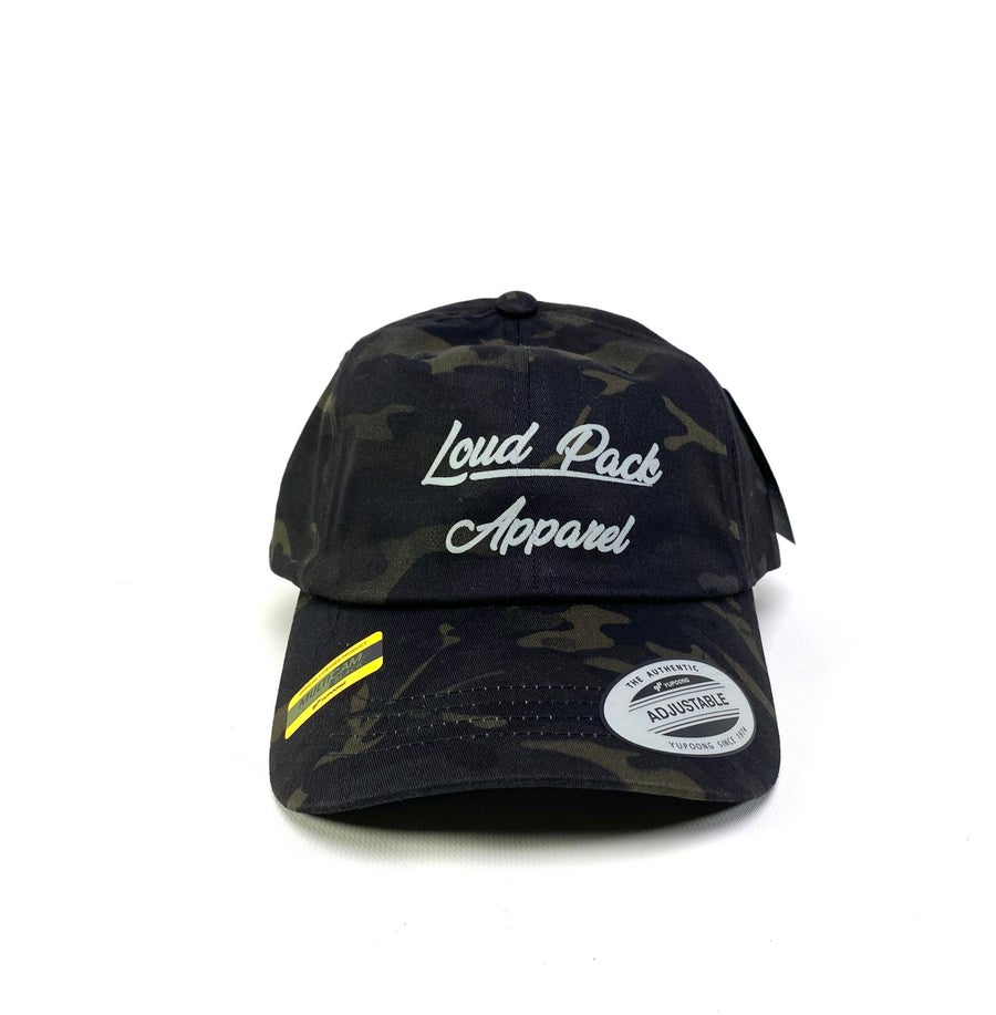 Image of Loud Pack Apparel Dad Hat