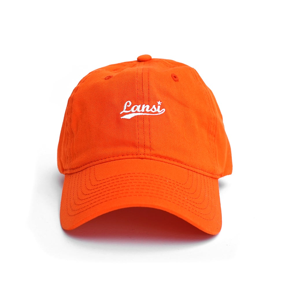 Image of LANSI Baseball Cap (Orange)