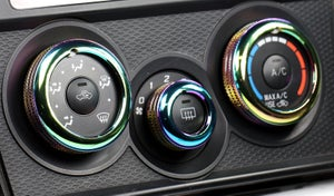 Image of Knurled Climate Control Covers (FR-S/86)