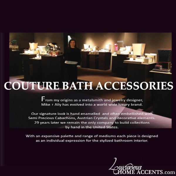Image of Couture Bath Accessories