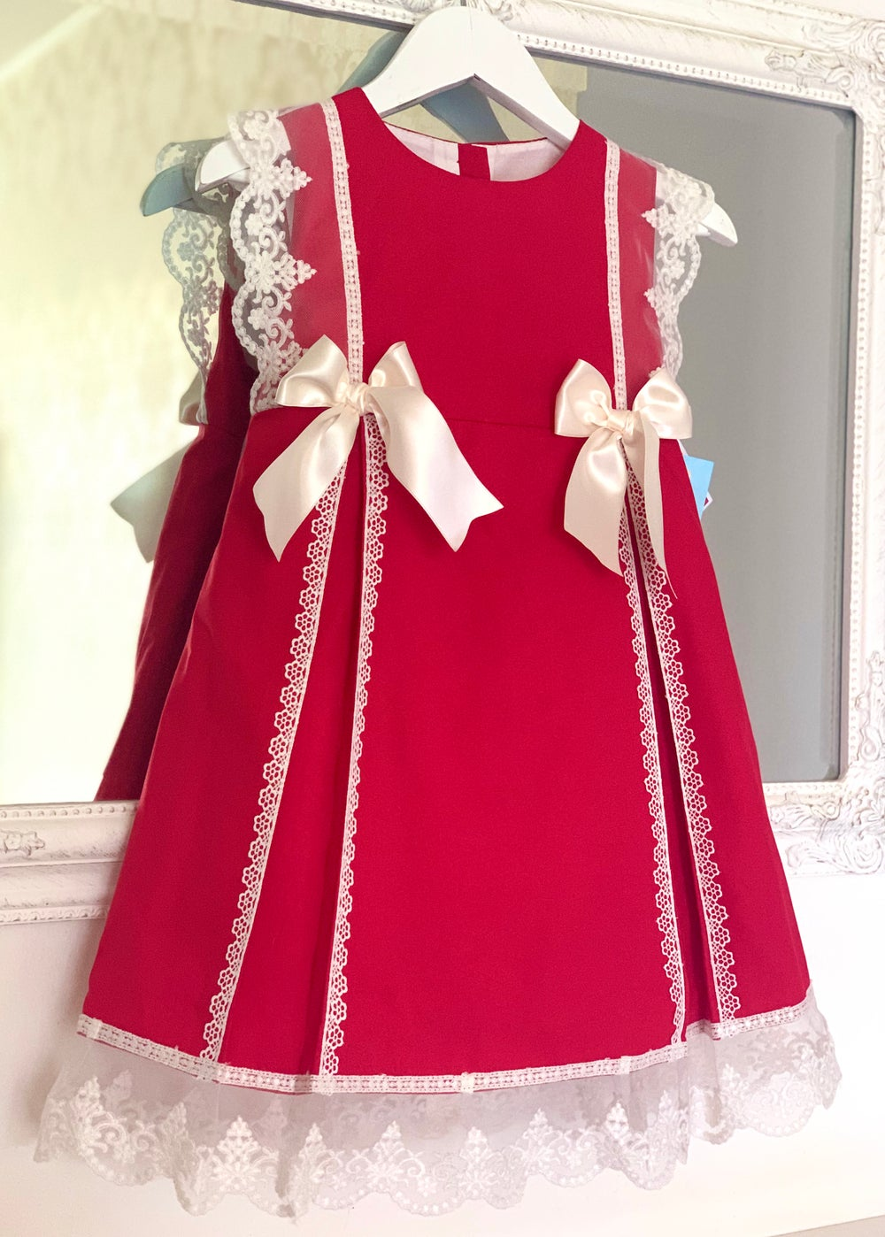 Image of Christmas Pearlita dress