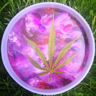 """Image of Purple Haze / 7"""" Multifunctional Tray"""