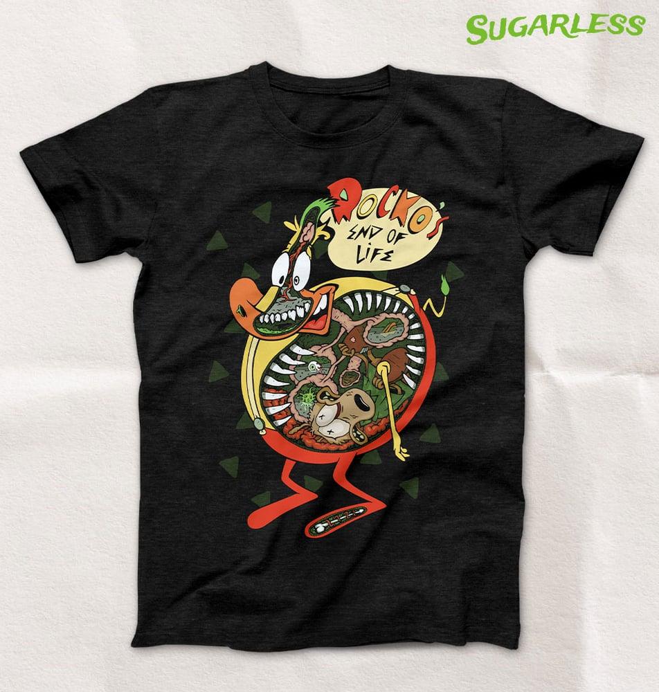 Image of Rockos End Of Life Shirt