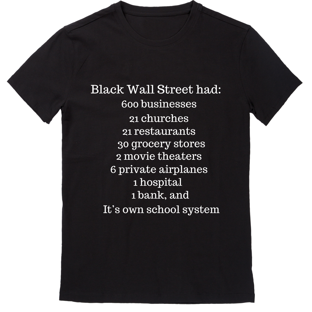 Image of Black Wall Street | 2020