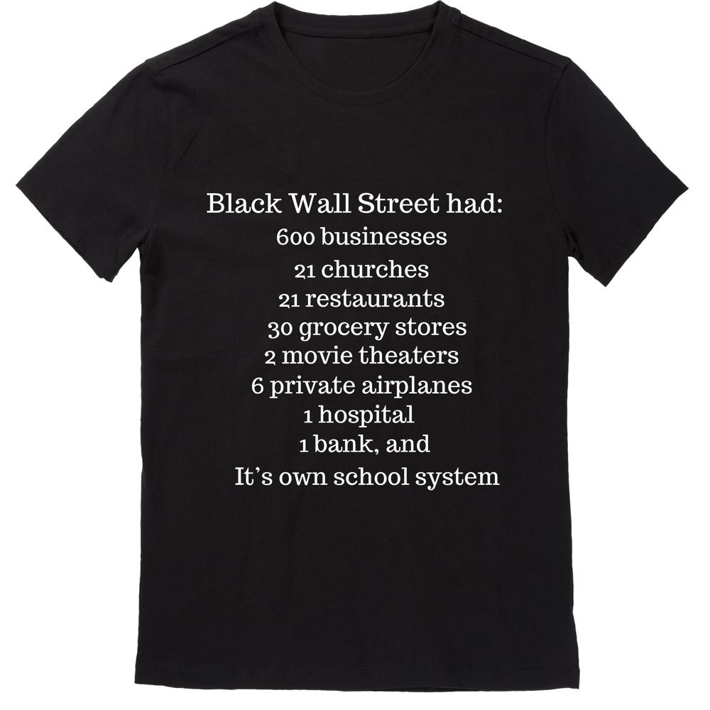 Image of Black Wall Street | 2020