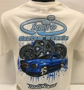 "Image of ""Twin Turbo"" White T-Shirt"