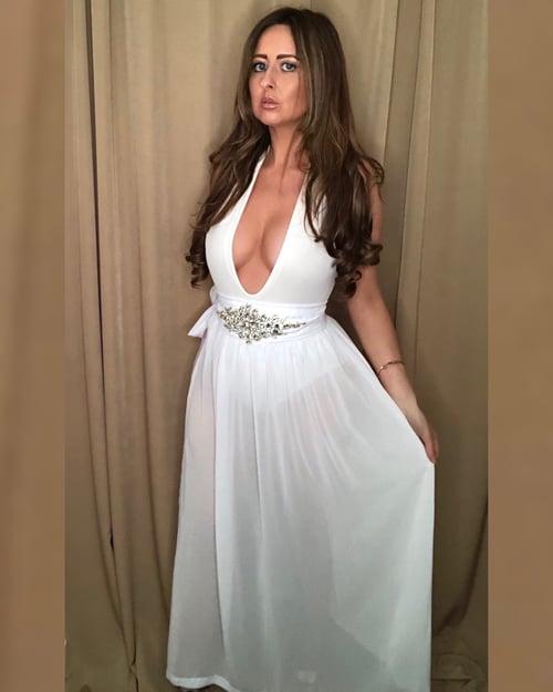 Image of Jacksons Fashion Bridal Wrap Skirt