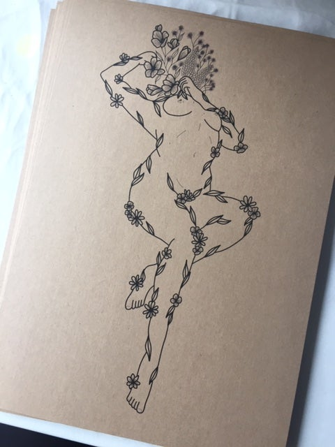 A4 Print by Deborah Murphy