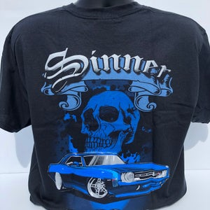 "Image of ""Sinner"" T-Shirt"