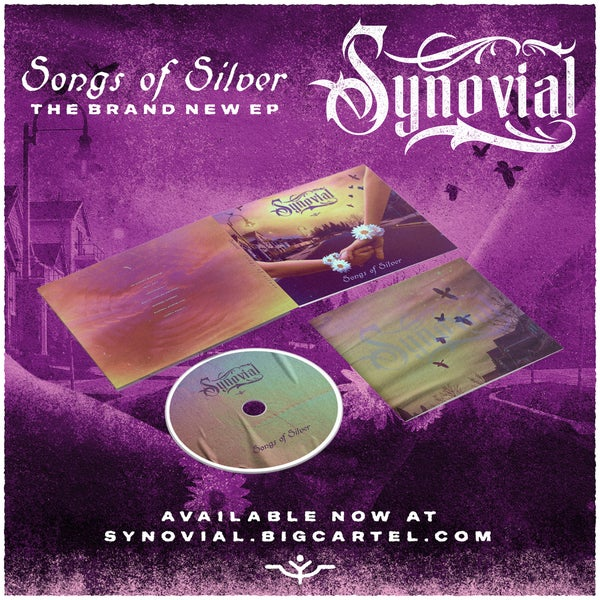 Image of Songs of Silver Digipak CD