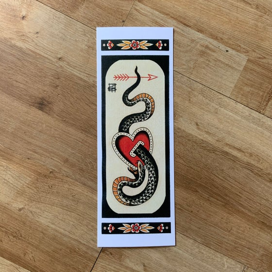 Image of Love snake