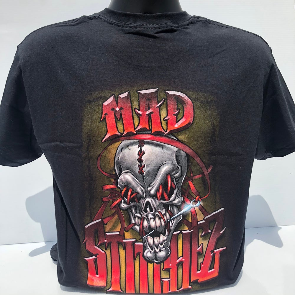 "Image of ""Mad Stitchez"" T-Shirt"