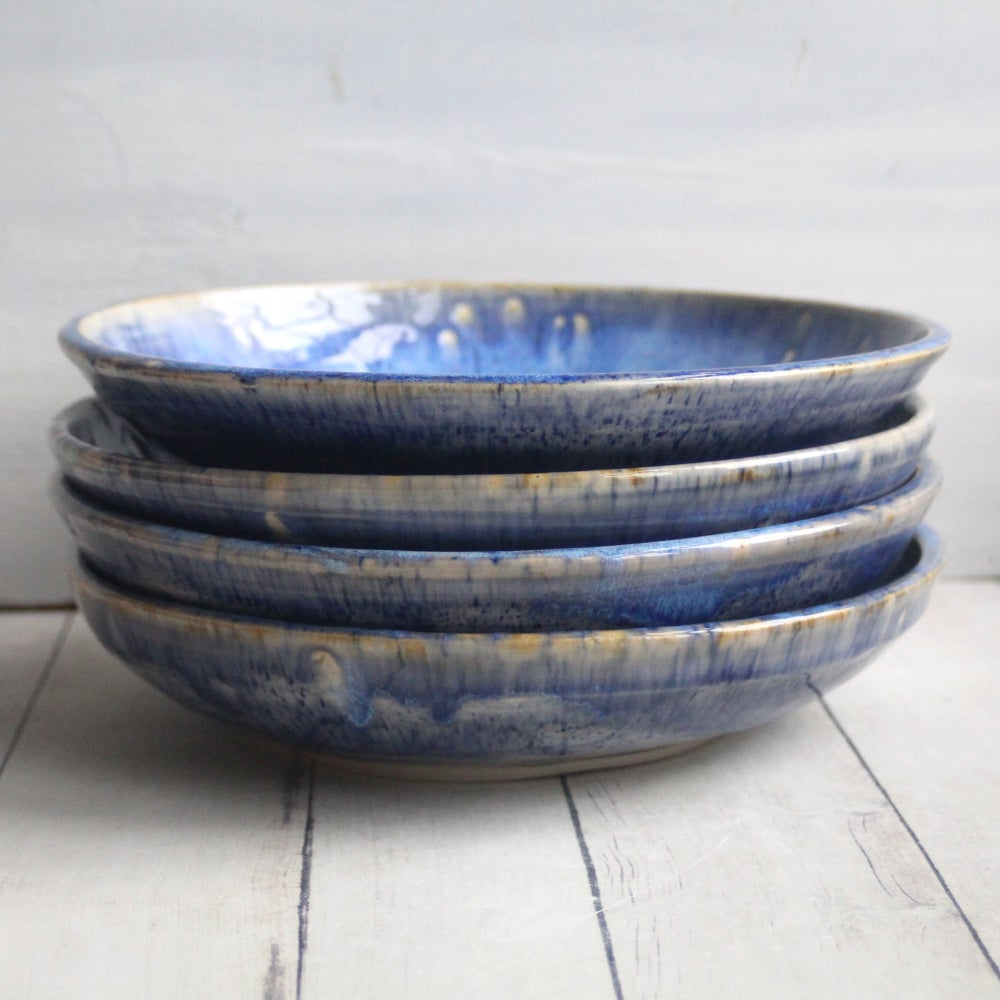 Image of Reserved for Livia - Custom Made Pasta Bowls, Handmade in USA