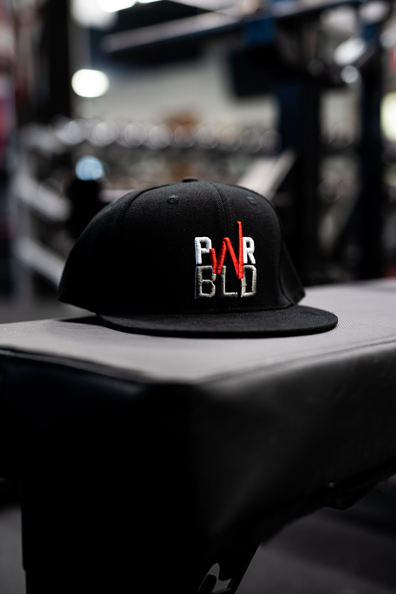 Image of PWRBLD classic snapback