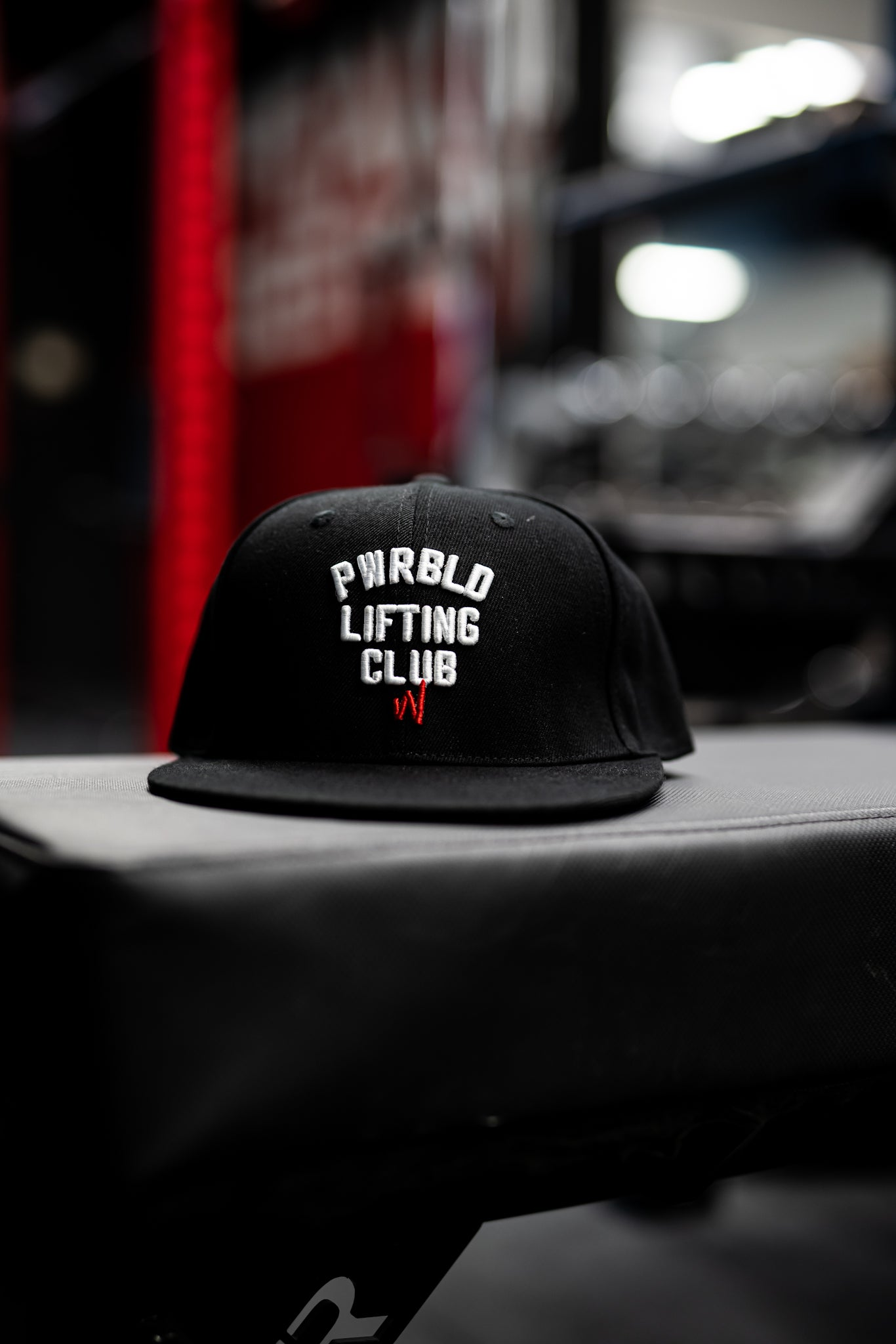 Image of PWRBLD LC snapback